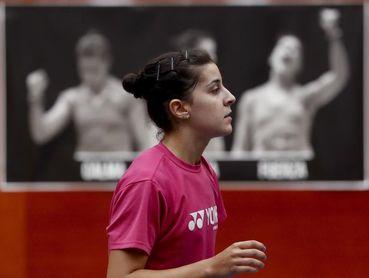 """Carolina Marín: """"Renuncio a muchas cosas, como salir a tomar un helado"""""""