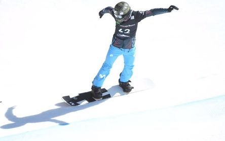 El equipo español de deportes de invierno inicia la pretemporada en el CAR Sierra Nevada