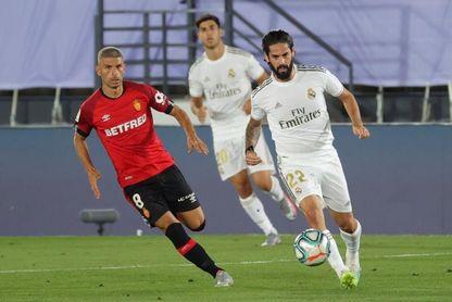 Isco, principal novedad en la alineación del Real Madrid contra el Espanyol