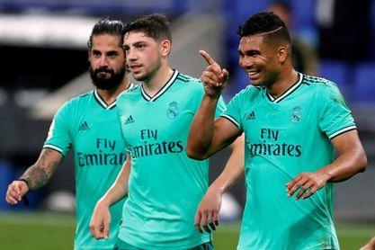 "Casemiro: ""El gol es de Karim"""