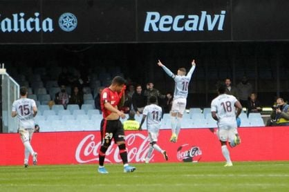 Mallorca agota opciones ante Celta casi salvado