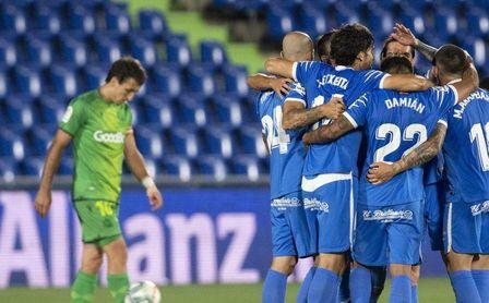 2-1: La astucia permite al Getafe descartar a un rival directo