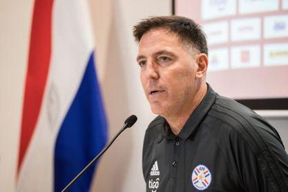 Paraguay suma seleccionados nacionales en entrenamientos de pandemia