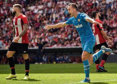 El Valencia se encomienda a Voro para neutralizar a un pujante Athletic