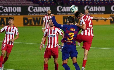 2-2: El Barça se deja otro pedazo de Liga ante el Atlético