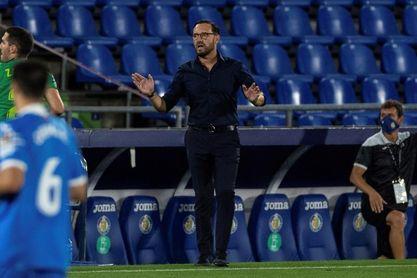 """Bordalás: """"El Real Madrid está en un momento dulce, pero somos ambiciosos"""""""