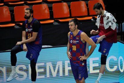 El Kirolbet Baskonia se impone al Barça en la final de la Liga Endesa
