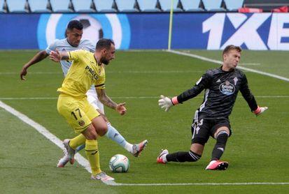 Rubén Blanco cumple 100 partidos en Primera con el Celta