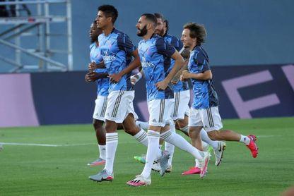 Isco y Vinicius acompañarán a Benzema en ataque