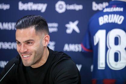 Bruno abandona el Levante tras negarse a jugar hasta final de temporada