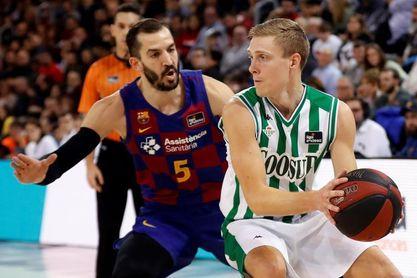 El sueco Borg renueva por una temporada con el Coosur Betis