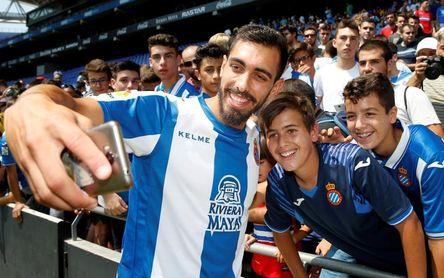 El mensaje de Borja Iglesias tras el descenso del Espanyol