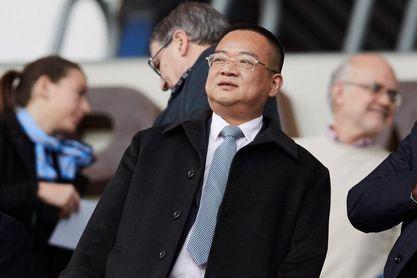 """Chen Yansheng: """"La mayor responsabilidad del mal resultado deportivo es mía"""""""