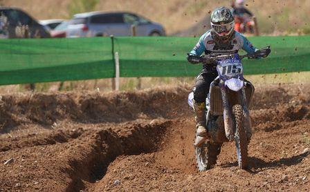 La suerte le sigue siendo esquiva al Team Yamaha Eduardo Castro en Motorland.
