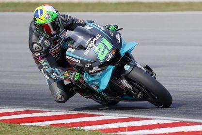 El italiano Franco Morbidelli renueva dos años más con Petronas Yamaha