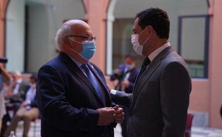 La mascarilla, obligatoria en Andalucía bajo sanción desde el miércoles.