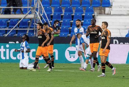 """Los penaltis, último capítulo de la """"serie negra"""" del Valencia 19-20"""