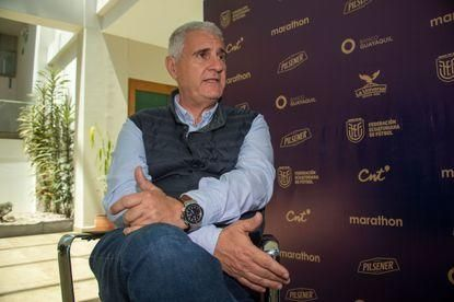 Antonio Cordón se desvincula de la Federación Ecuatoriana para fichar por el Betis