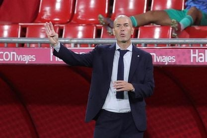 """Zidane dice que no puede """"pedir más"""" a sus jugadores tras 9 triunfos seguidos"""