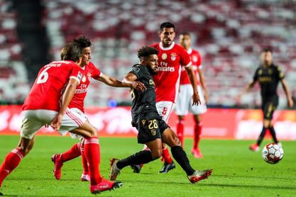 El Benfica gana y hace esperar al Oporto para ser campeón