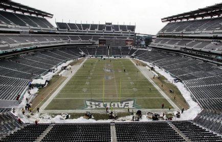 Filadelfia no permitirá aficionados en los partidos de los Eagles y los Filis