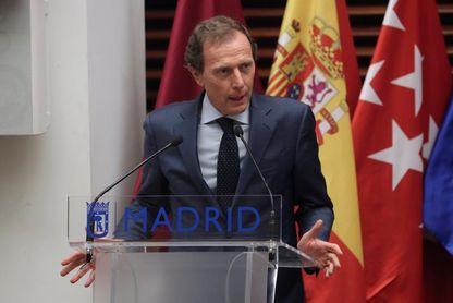 Real Madrid y Atlético se adhieren al Foro de Empresas de Madrid