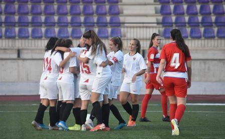 El filial del Sevilla Femenino logra el ascenso a Primera Nacional.