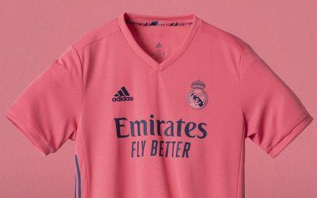 El Real Madrid se pasa al rosa