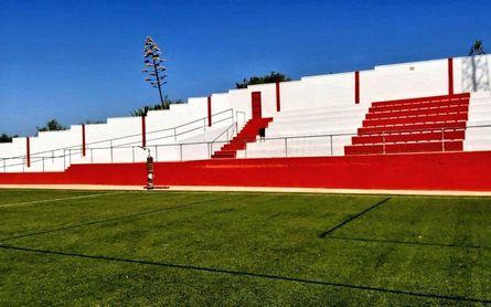 El San Sebastián de Albaida, listo para que ruede el balón