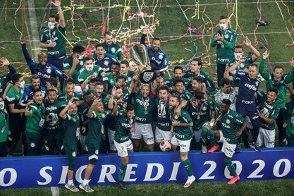 Palmeiras gana en penaltis al Corinthians y conquista su 23 título Paulista