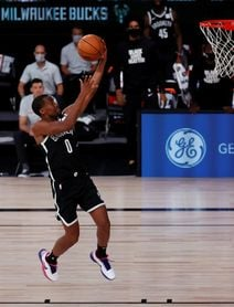 108-96. Los Nets siguen firmes en la burbuja de Orlando y vencen a los Magic