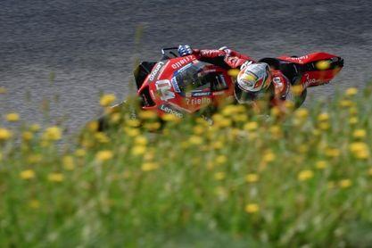 Andrea Dovizioso no continuará en Ducati