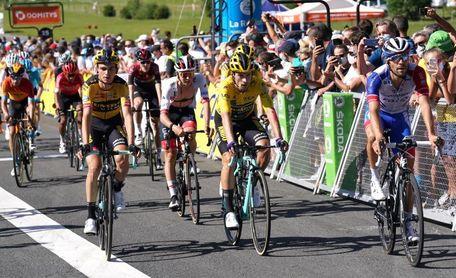 Las caídas y lesiones marcan las vísperas del Tour de Francia