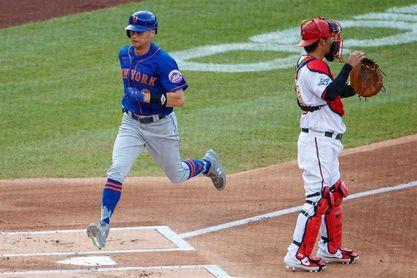 8-3. Nimmo dirige la lluvia de los jonrones de los Mets sobre los Marlins