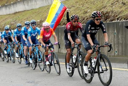 Ineos con Bernal y Carapaz en el Tour, Thomas al Giro y Froome a la Vuelta