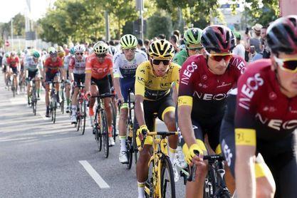 El Tour excluirá a los equipos que tengan dos positivos por Covid-19