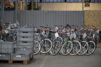 El negocio de hurto de bicis en Holanda: 600 millones de euros robados al año