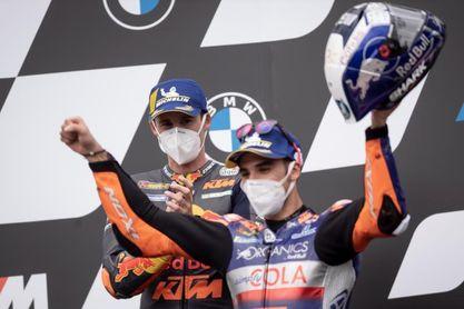 Miguel Oliveira da a Portugal su primera victoria en MotoGP