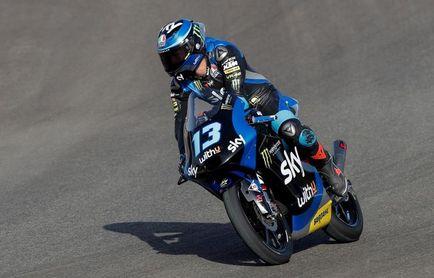Primera victoria para el italiano Celestino Vietti en Moto3