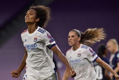 0-1. El Olympique de Lyon se acostumbra a las finales