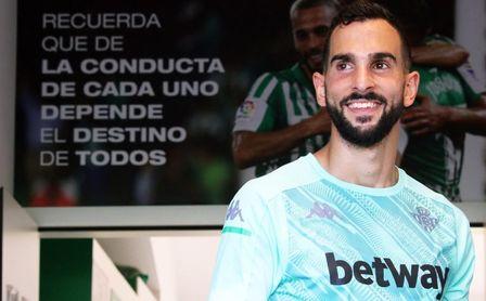 Montoya, la primera jugada maestra de Cordón para el Betis