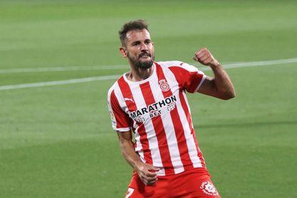 """Quique Cárcel: """"Lo más probable es que Stuani salga del club este verano"""""""