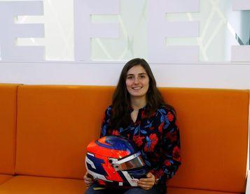 Tatiana Calderón debutará este fin de semana en el campeonato de Super Fórmula