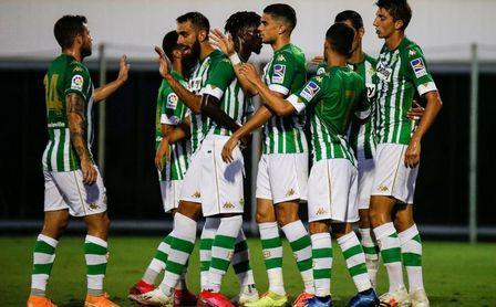 Las autoridades desaconsejan jugar y el Betis-Farense de mañana ha sido cancelado