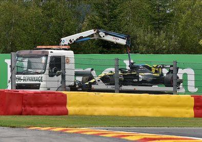 """Ricciardo: """"No estoy sorprendido, sabía que el coche era competitivo"""""""