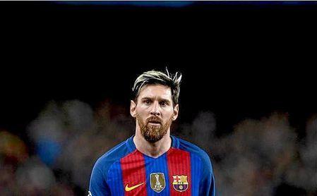 Messi eleva su desafío al Barcelona