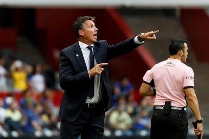 """Siboldi: """"Mi obsesión es el trabajo, no el liderato del Apertura"""""""