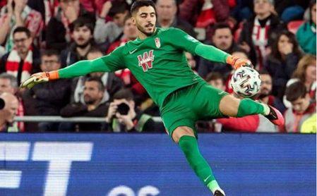 Rui Silva rechaza renovar y obliga al Granada a tomar ya una decisión
