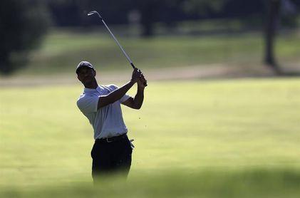 Tiger Woods vuelve a estar por encima del par por tercer día seguido