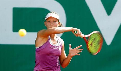 La española Paula Badosa se despide al caer ante la rusa Varvara Gracheva